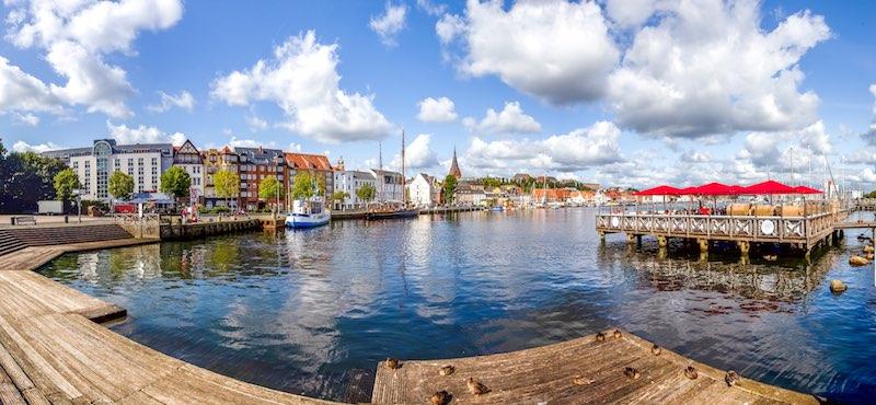 CityGames Flensburg City Escape Tour: Spannung im Hafen und an der Promenade