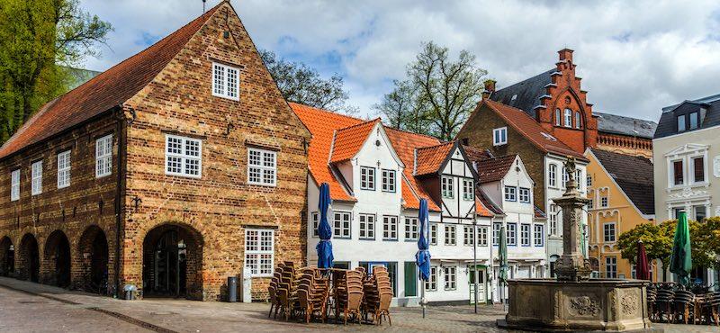 CityGames Flensburg Krimi Tour: Rätsel Stadttour Flensburg erkunden und ermitteln