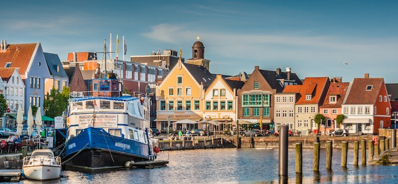 CityGames Flensburg JGA Männer Tour: Hafen Promenade Junggesellenabschied Tour Stadtrallye mit Style