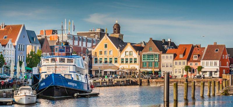 CityGames Flensburg Schüler Tour: Flensburg Hafen Kutter Promenade