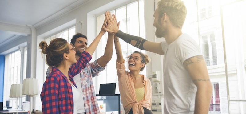 CityGames Flensburg Firmen Team Tour: Teambuilding spielerisch und aus eigenem Antrieb generieren
