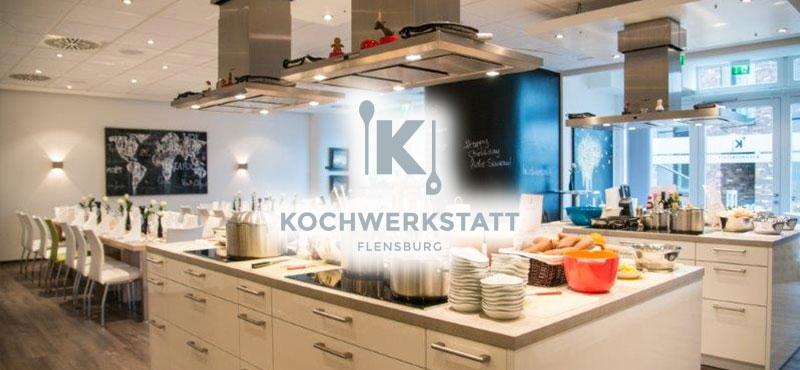 Kochwerkstatt Flensburg CityGames Standort