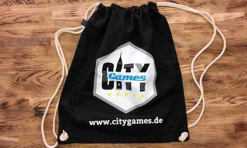 CityGames Flensburg JGA Männer Tour: Backpack Sportbeutel