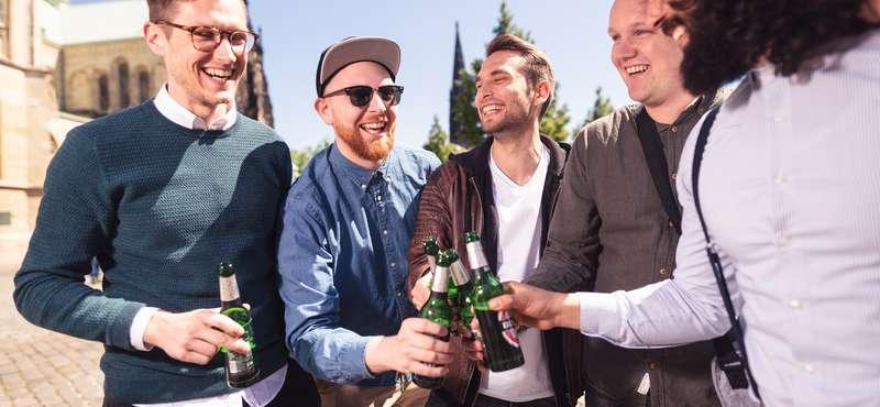 CityGames Flensburg JGA Männer Tour: Junggesellenabschied mal wirklich anders und viel Spaß inklusive